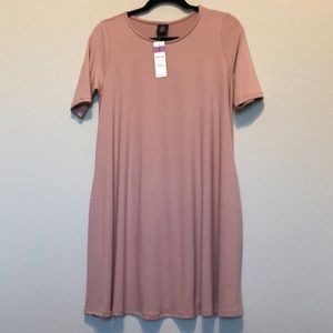 Tops - Tunic by Agnes and Dora light rose